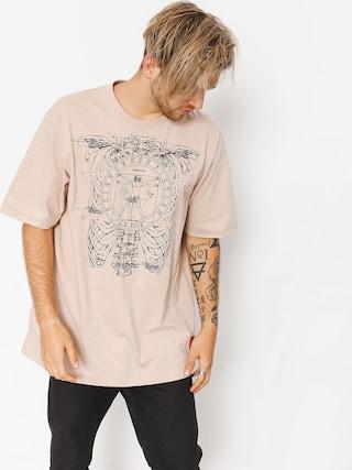 Stoprocent T-shirt Vinci (beige)