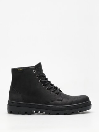 Palladium Shoes Pallabosse Mid (black/black)
