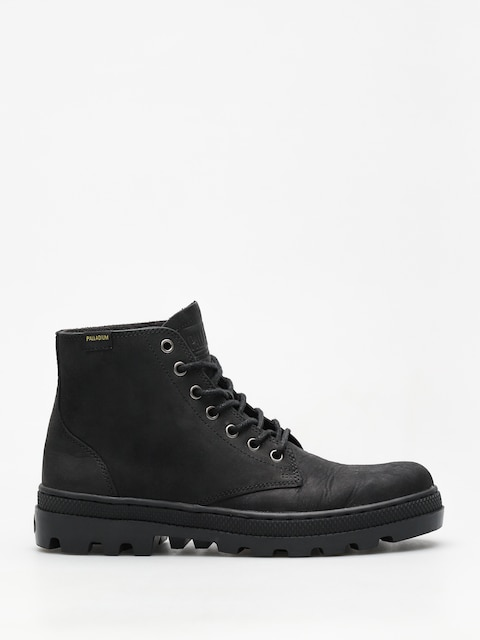 Palladium Shoes Pallabosse Mid (black/black)