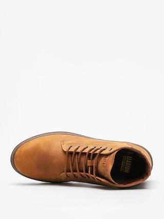 Palladium Shoes Pallabosse Mid (sunrise/dk gum)
