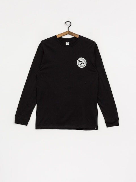 DC Longsleeve Circle Star (black)