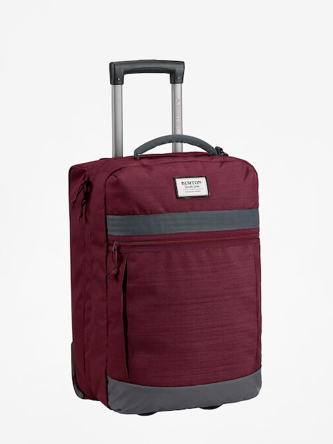 Burton Suitcase Overnighter Roller (port royal slub)
