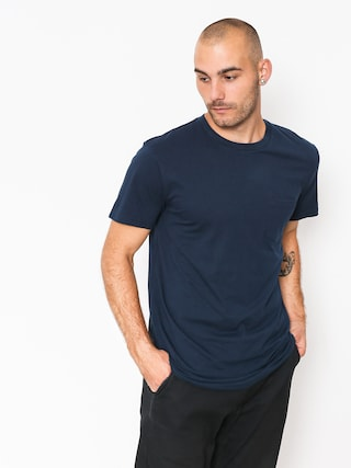 DC T-shirt Basic Pocket (black iris)