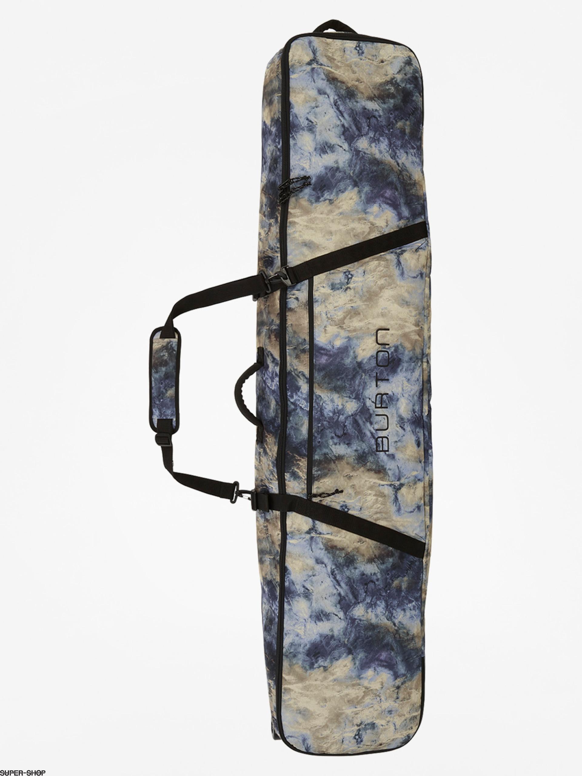 Burton Snowboard Bag Wheelie Gig No Man S Land Print