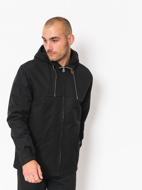 Quiksilver Jacket Wanna (black)