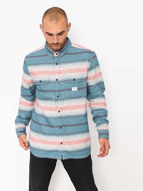 Quiksilver Shirt Kanagawa (tape stry hvy fnl stpe)