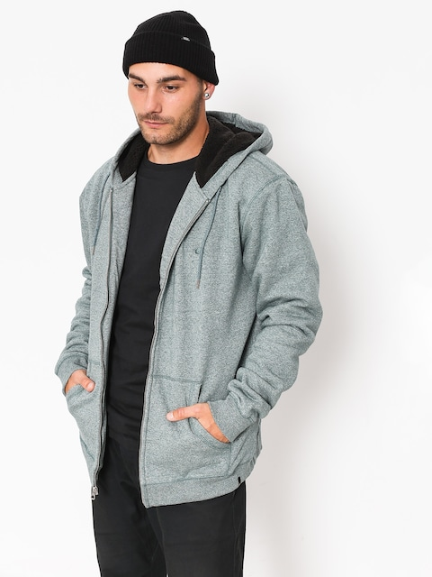 Quiksilver Hoodie Everyday Sherpa HD (tapestry heather)