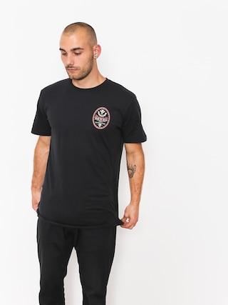 Quiksilver T-shirt Hibeer Tee (black)