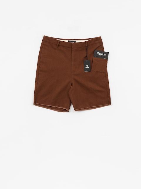 Brixton Shorts Graduate Slack (rust)
