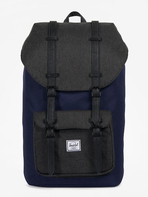 Herschel Supply Co. Backpack Little America (peacoat/black crosshatch)