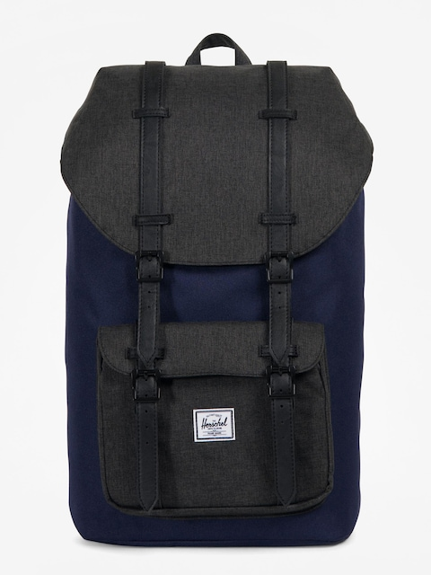 Herschel Supply Co. Rucksack Little America (peacoat/black crosshatch)