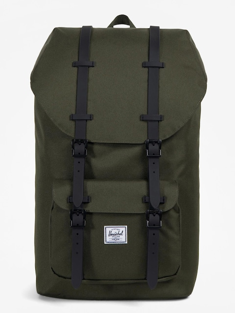Herschel Supply Co. Rucksack Little America (forest night/black)