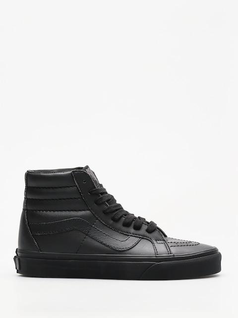 Vans Schuhe Sk8 Hi Reissue (black mono)