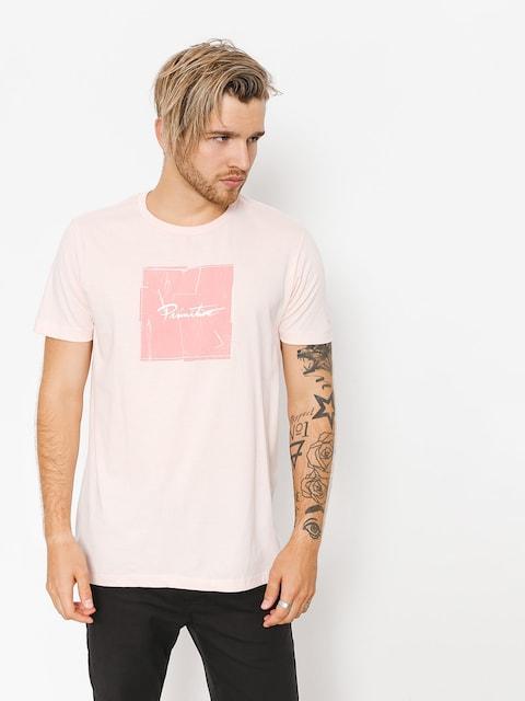 Primitive T-shirt Island Veneer (salmon)