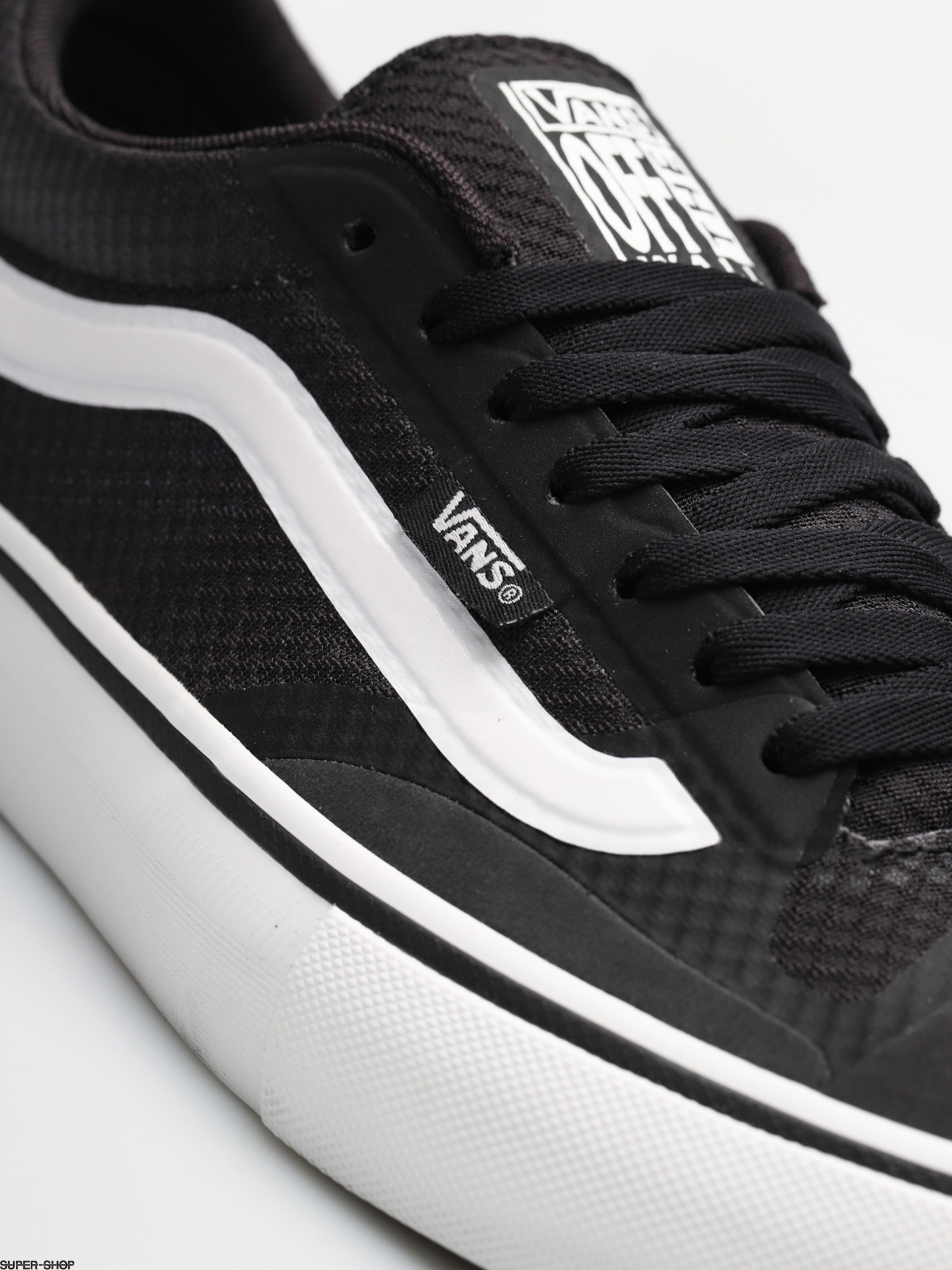 5d5bfd1ee73ff0 Vans Shoes Ave Rapidweld Pro Lite (black white)