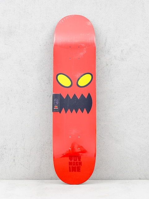 Toy Machine Deck Monster Face 8.0''