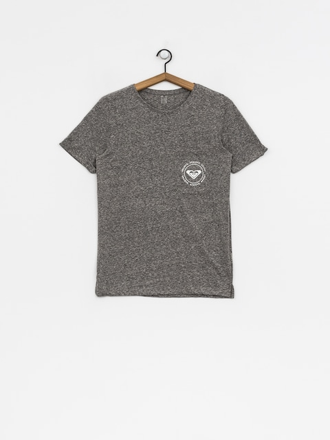 Roxy T-Shirt Miss Military A Wmn (charcoal heather)