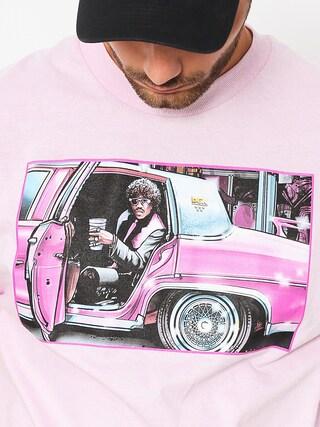 DGK T-shirt Dont Spill My Yak (pink)