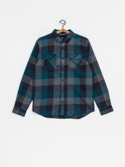 Vans Hemd Box Flannel (corsair/stormy weather)