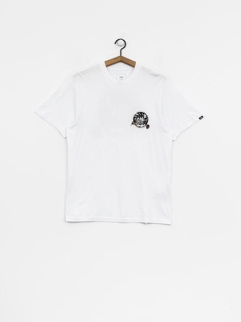 Vans T-Shirt Pushing Up Daisies (white)