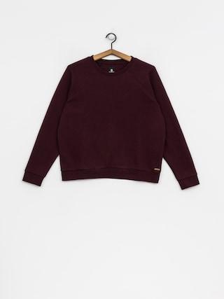 Element Sweatshirt Daytime Wmn (wine)