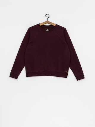 Element Sweatshirt Daytime Wmn (wine)