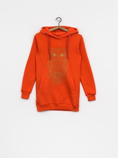 Majesty Hoodie Owl Lady HD Wmn