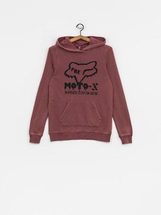 Fox Hoodie Drip HD Wmn (rse)