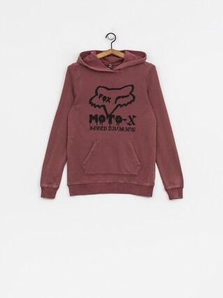 Fox Hoody Drip HD Wmn (rse)