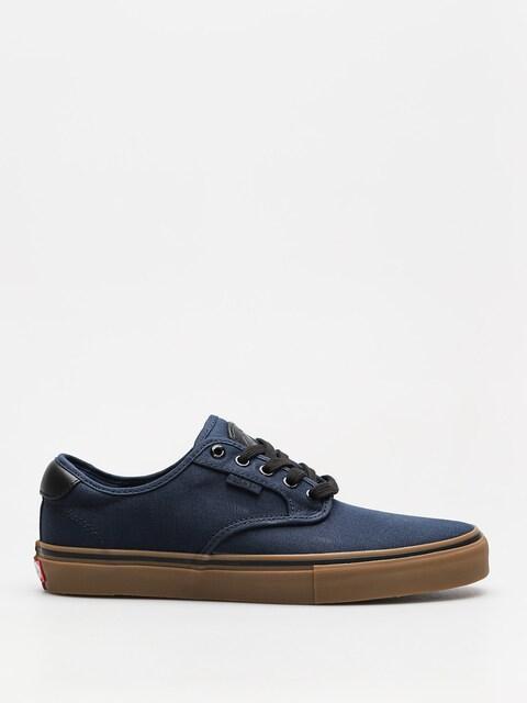 Vans Shoes Chima Ferguson Pro (dress blues/medium gum)