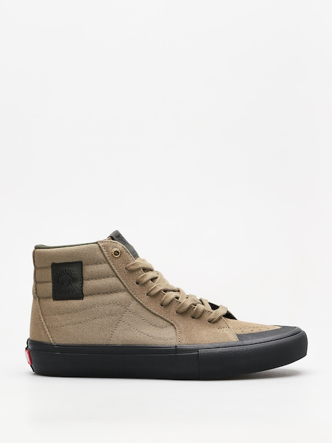 Vans Shoes Sk8 Hi Pro (dakota roche covert green/black)