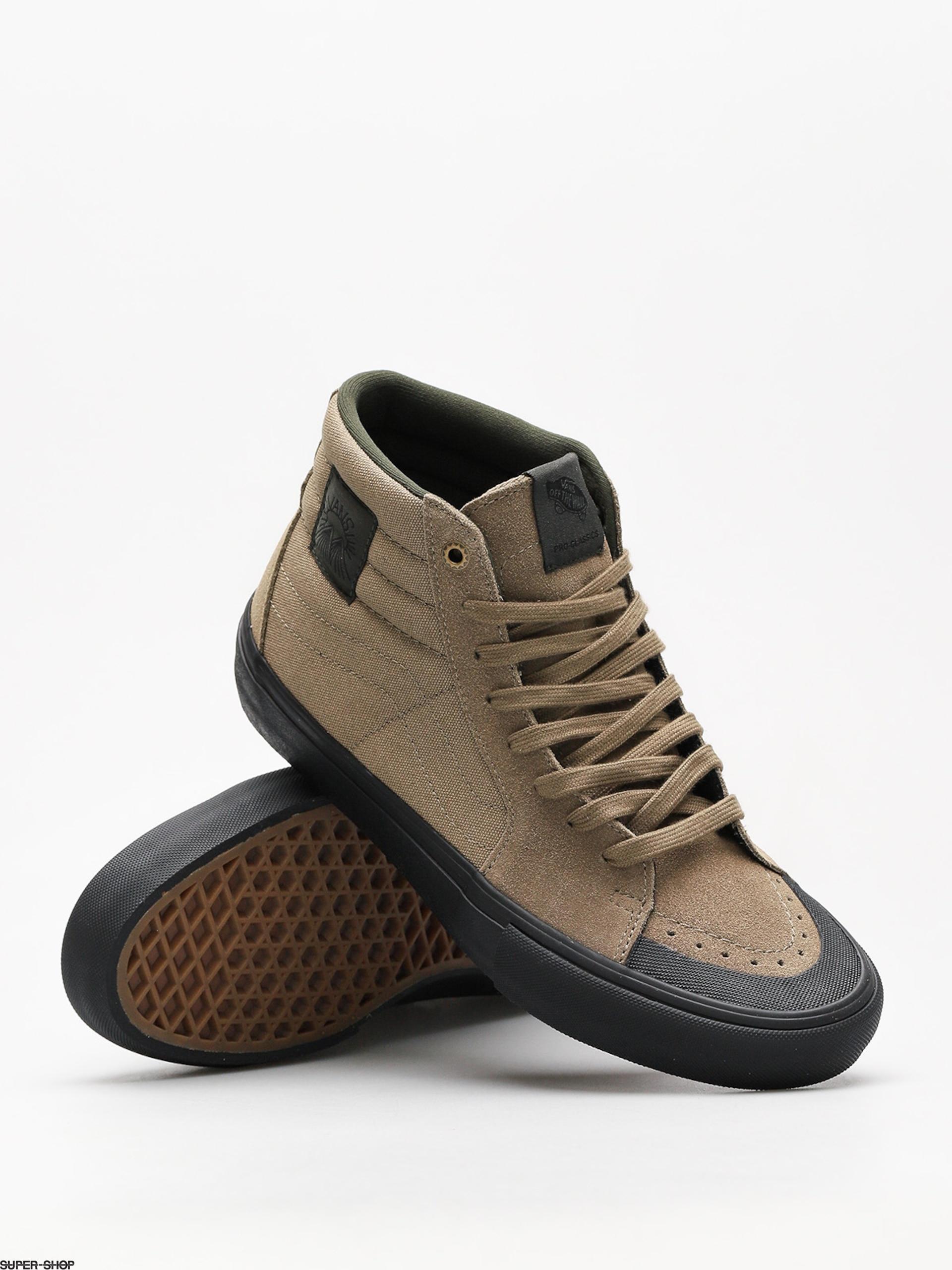Vans Shoes Sk8 Hi Pro (dakota roche