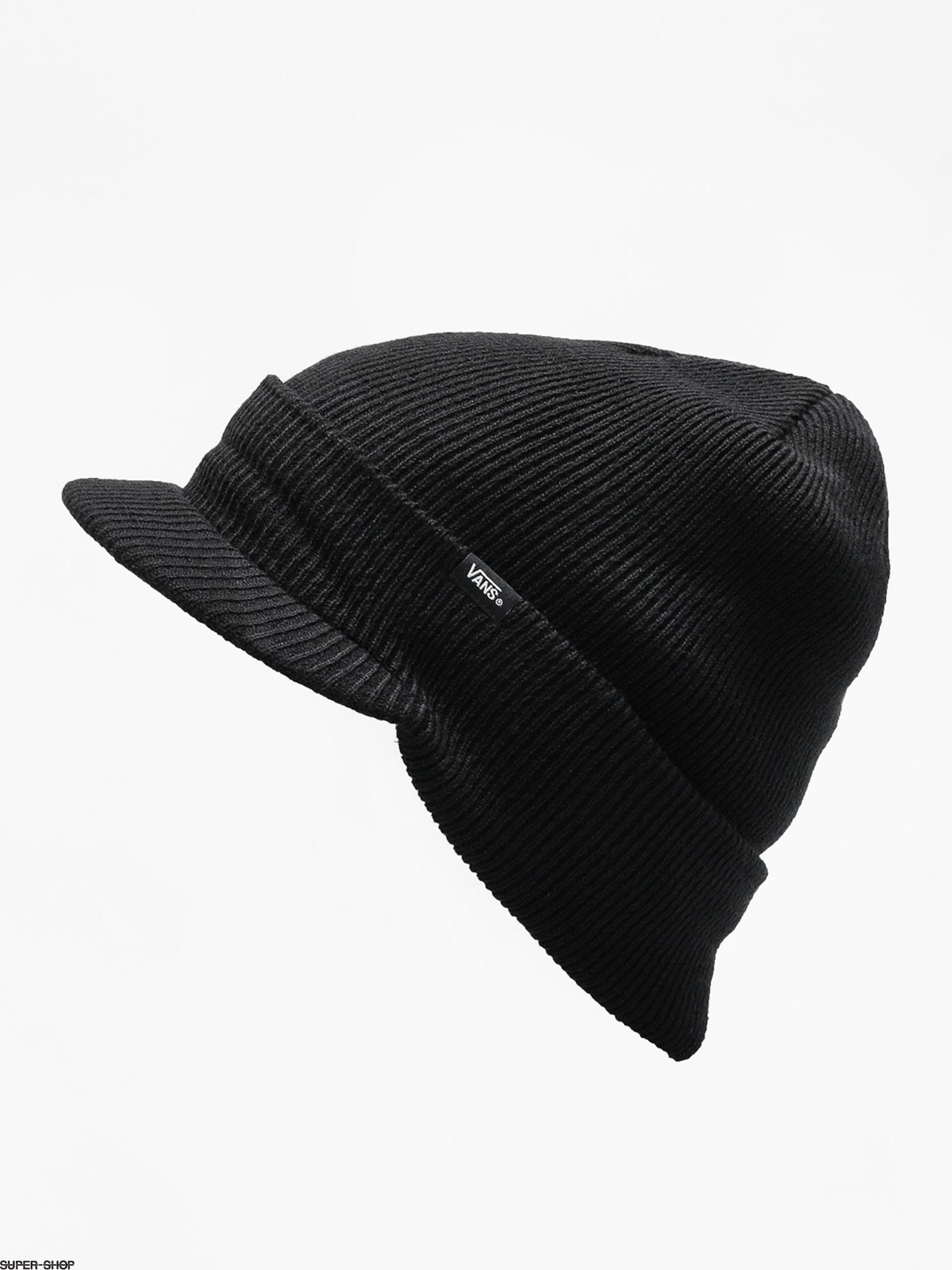 Vans Beanie Visor Cuff (black) 972a3a2d5b2c