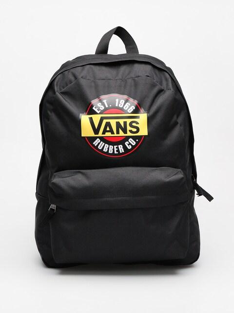 Vans Rucksack Chromo Realm Wmn (black)