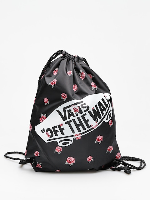 Vans Rucksack Benched Bag Wmn (black rose)