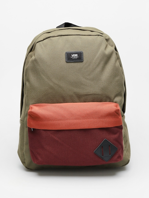 Vans Rucksack Old Skool II (grape leaf/sequoia)