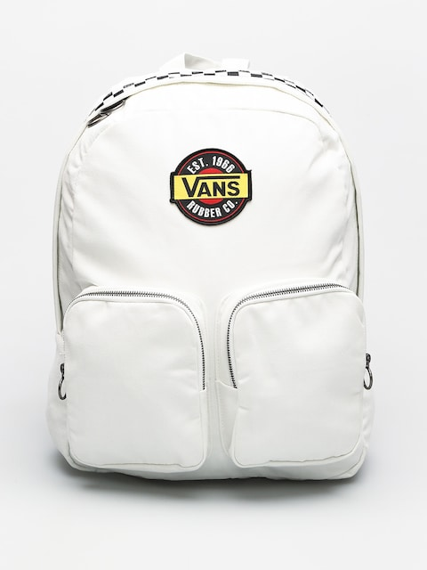 Vans Backpack Outsider Wmn (white)