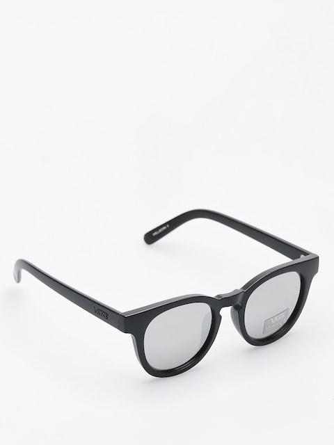 Vans Sunglasses Wellborn II Shades (matte black/silver mirror)