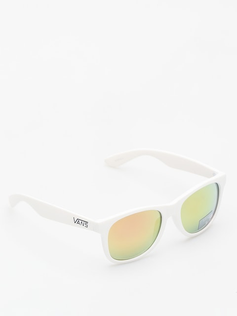 Vans Sunglasses Spicoli 4 Shades (white/flame)