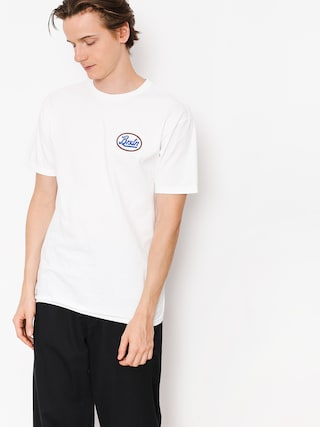 Brixton T-shirt Kansas (white)