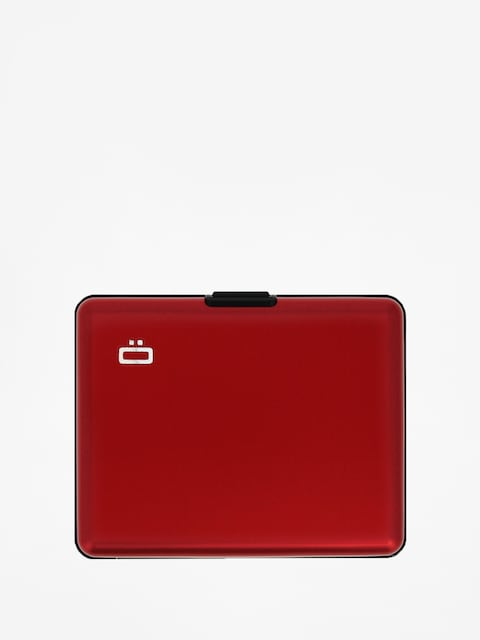 Ogon Designs Wallet Big Stockholm (red)