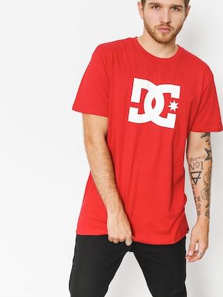 DC T-shirt Star (tango red)