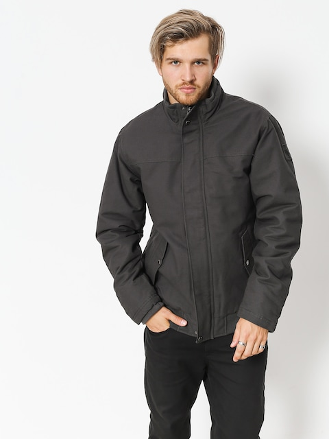 Quiksilver Jacket Brooks Full Zip (tarmac)