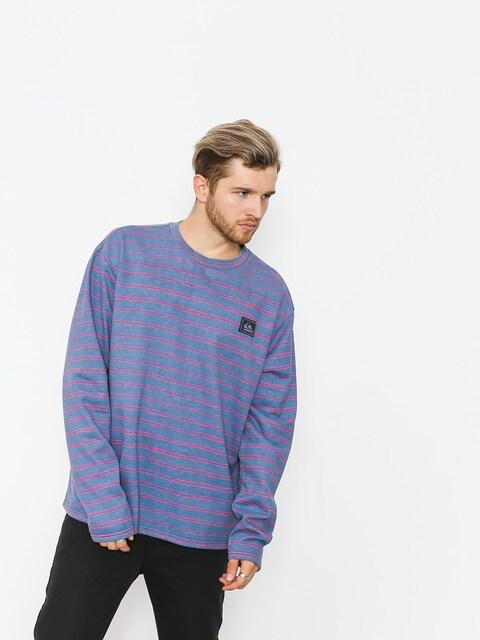 Quiksilver Sweatshirt Early Faze (bijou blue origi stripe)