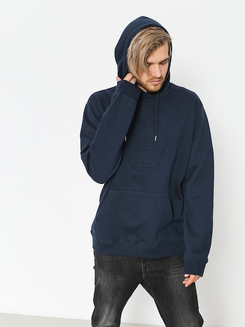Quiksilver Hoodie Swell Emboss HD