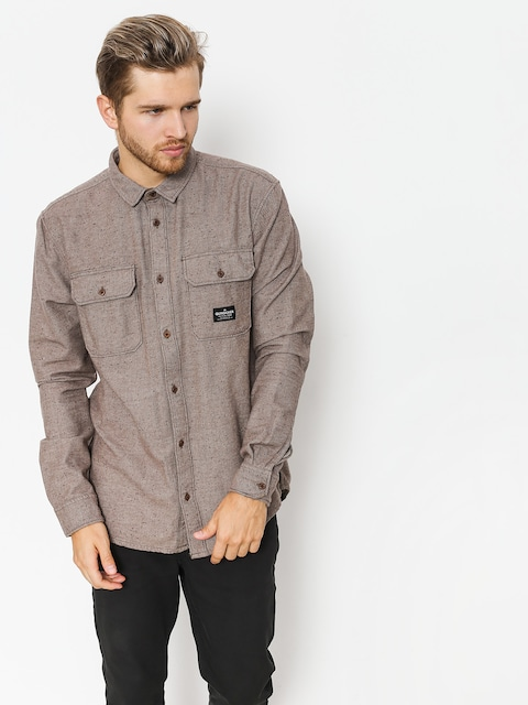 Quiksilver Shirt Plain Flannel (falcon)