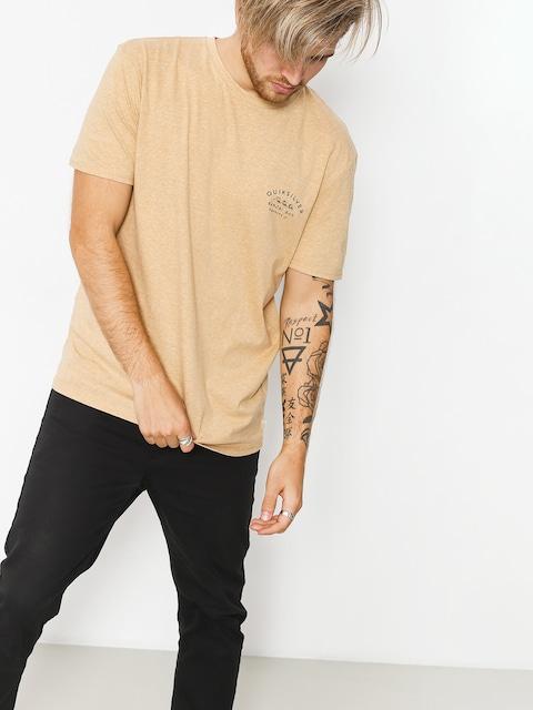 Quiksilver T-shirt Banzaibar (taffy heather)