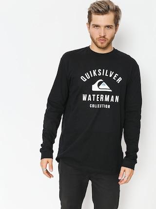 Quiksilver Longsleeve Established (black)