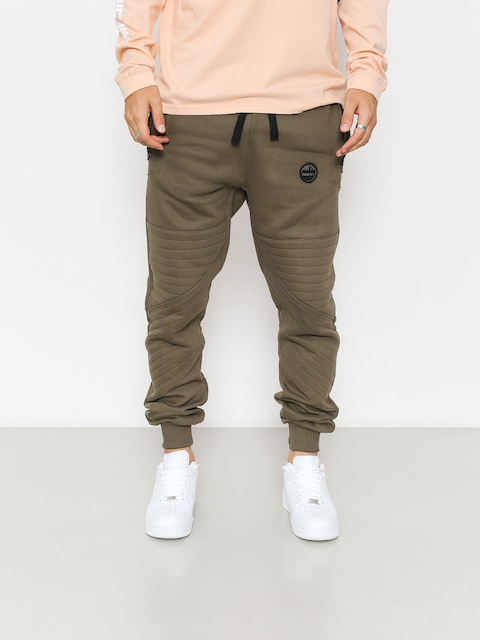 Majesty Pants Rider Drs (army green)