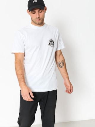 Vans T-shirt Pushing Up Daisies (white)